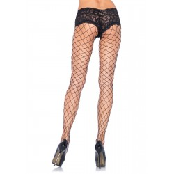 Diamond Fence Net Boyshort Pantyhose  - Pack of 3 Corsets Plus Corsets - Steel Boned Corsets, Waist Training, Body Shapers