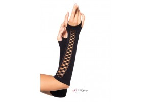 Gloves + Armwarmers Corsets Plus Corsets - Steel Boned Corsets, Waist Training, Body Shapers