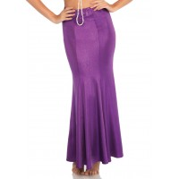Shimmer Spandex Mermaid Skirt