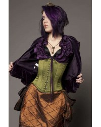 The difference between corsets and bustiers