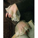 Elizabethan Lace Cuffs at Corsets Plus, Corsets - Steel Boned Corsets, Waist Training, Body Shapers