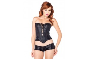 Bustier Tops for Women Corsets Plus Corsets - Steel Boned Corsets, Waist Training, Body Shapers