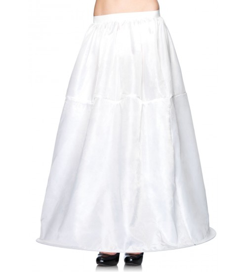Long Hoop Skirt at Corsets Plus, Corsets - Steel Boned Corsets, Waist Training, Body Shapers