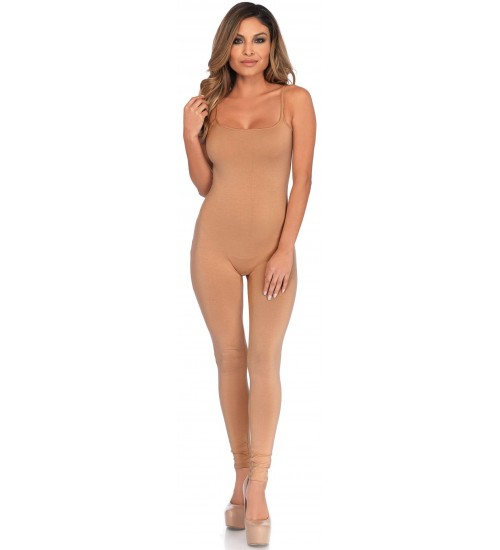 Basic Womens Unitard in Nude at Corsets Plus, Corsets - Steel Boned Corsets, Waist Training, Body Shapers