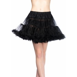 Plus Size Layered Tulle Petticoat Corsets Plus Corsets - Steel Boned Corsets, Waist Training, Body Shapers
