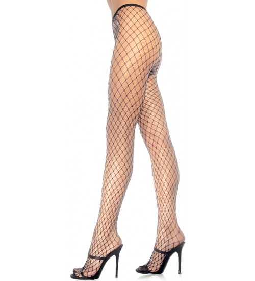 Diamond Fishnet Pantyhose - Pack of 3 at Corsets Plus, Corsets - Steel Boned Corsets, Waist Training, Body Shapers