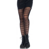 Double Layer Shredded Tights